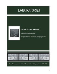 Untitled - Laboratoriet