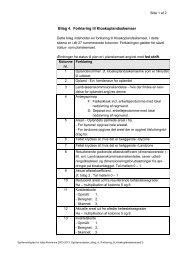 Spildevandsplan, bilag 4 - Forklaring til ... - Ishøj Forsyning