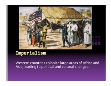 dbq essay on imperialism in africa