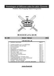 FOUAT - Meddelelser nr. 169 - FOUAT.dk
