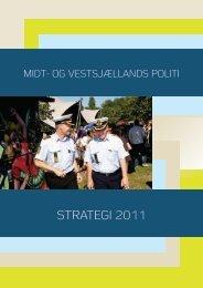 STRATEGI 2011 - Politi