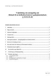 Vejledning om ansøgning om tilskud til en helhedsorienteret ... - Social