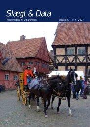 2007-4 slægt & data.pdf - DIS-Danmark