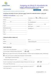 Ansøgning om tilskud til virksomheder der indgår ... - AMU Nordjylland