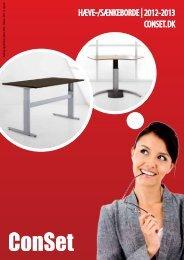 Katalog fra Conset - Dencon Center