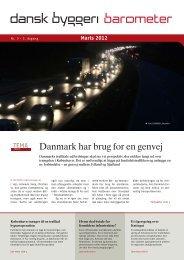 Se PDF - Barometer nr. 3/2012 - Dansk Byggeri
