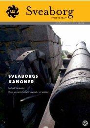Nyhetsbrev 2009 3/3 - Sveaborg