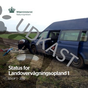 Status for Landovervågningsopland 1