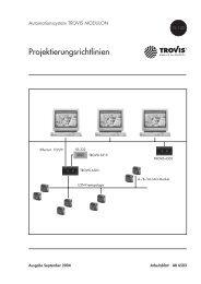 Projektierungsrichtlinien - Samson AG Mess