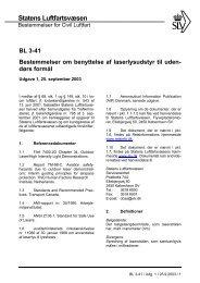 BL 3-41, 1. udgave af 25. september 2003
