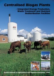 Centralised Biogas Plants - Organic Resource Management Inc.