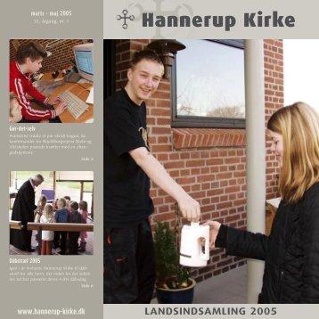 Kirkeblad klar til tryk.indd - Hannerup Kirke