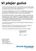 Dansk Gulvpleje - Rent-Tag - Page 2