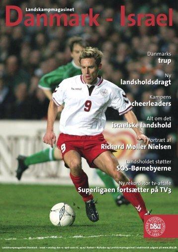 Danmark - Israel - DBU