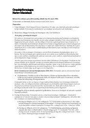 Referat fra ordinær generalforsamling afholdt ... - Herlev-Marielund
