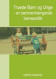 [pdf] Truede Børn og Unge