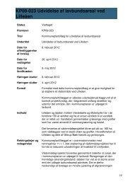 KP09-023 Udvidelse af lavbundsareal ved Lilleåen