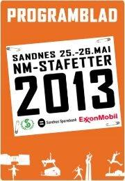 Download (PDF, 1.36MB) - NM i stafett 2013