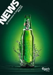Q 1 Inform ation til aktionæ rer M aj 2011 - Carlsberg Group