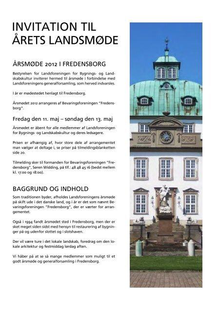 Læs hele programmet her - Landsforeningen for bygnings- og ...