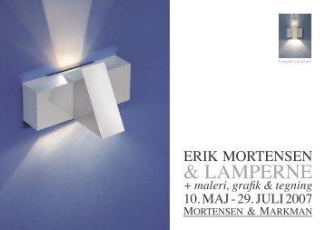 & LAMPERNE - Erik Mortensen