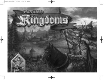 kingrulesV2.qxd 4/19/02 12:04 PM Page 1 - Gamingcorner