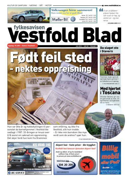 It's You It's You - Vestfold Blad