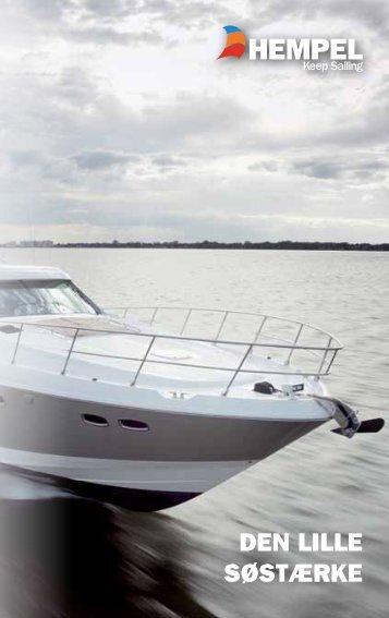 DEN LILLE SØSTÆRKE - X-Yachts