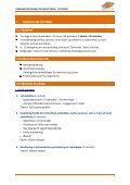 Seminar Program for mentors and tutors - European Outplacement ... - Page 3