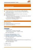 Seminar Program for mentors and tutors - European Outplacement ... - Page 5