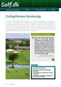 MEDIEINFORMATION 2011 - Dansk Golf Union - Page 2