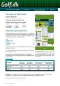 MEDIEINFORMATION 2011 - Dansk Golf Union - Page 4