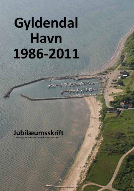 Gyldendal Havn 1986-2011 Jubilæumsskrift - GYLDENDAL HAVN.dk