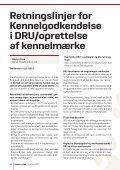 Racehunden - Dansk Racehunde Union - Page 6