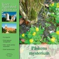 nr 3 for april - maj 2007 - Voer og Agersted Sogne