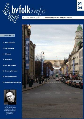 Skriv ut Byfolk2003-04 - Foreningen Byfolk Oslo Sentrum
