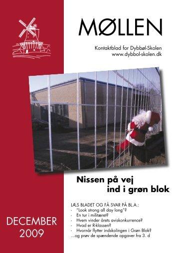 Møllen 2009 december.indd - Dybbøl-Skolen