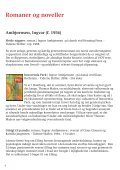 Nyere norske forfattere - Odense Centralbibliotek - Page 4