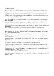 Handelselev hos Olitec Olitec Packaging Solutions er et ...