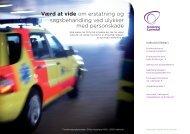 Værd at vide om erstatning og sagsbehandling ved ulykker med ...