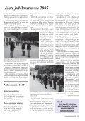 Jubilarstævne 2005 - Kystartilleriforeningen - Page 5