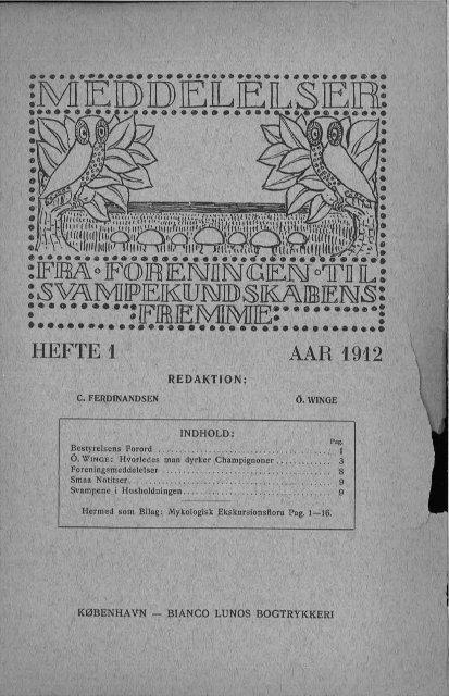 Hefte 1 1912