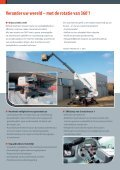 Roterende verreikers - De Kruif Machines - Page 2