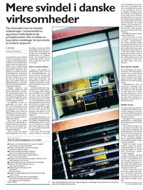 Artikel i Børsen mandag d. 27. december 2010. - UIP Consult Privat ...