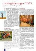 • Referat fra landsgildetinget • Gildets tilblivelse • 2 ... - Sct. Gilderne - Page 4