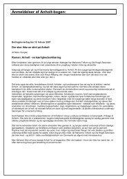 Anmeldelser af Anholt-bogen - Anholt.dk