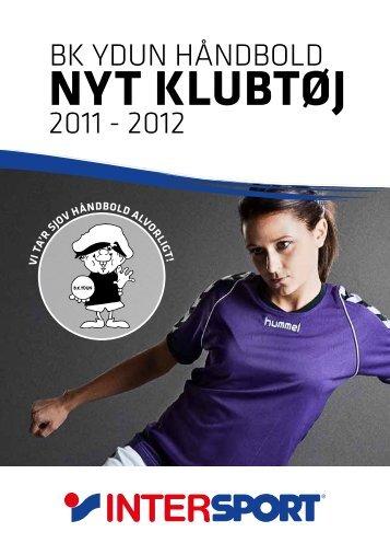 nyt klubtøj - BK Ydun Håndbold