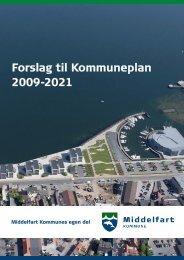 Forslag til Kommuneplan 2009-2021 - Middelfart Kommune