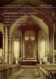 Domkirkens 150-års jubileum - Menighetsbladet