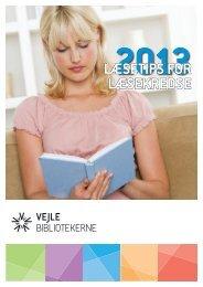 Læsetips til læsekredsen 2013 - Vejle Bibliotekerne